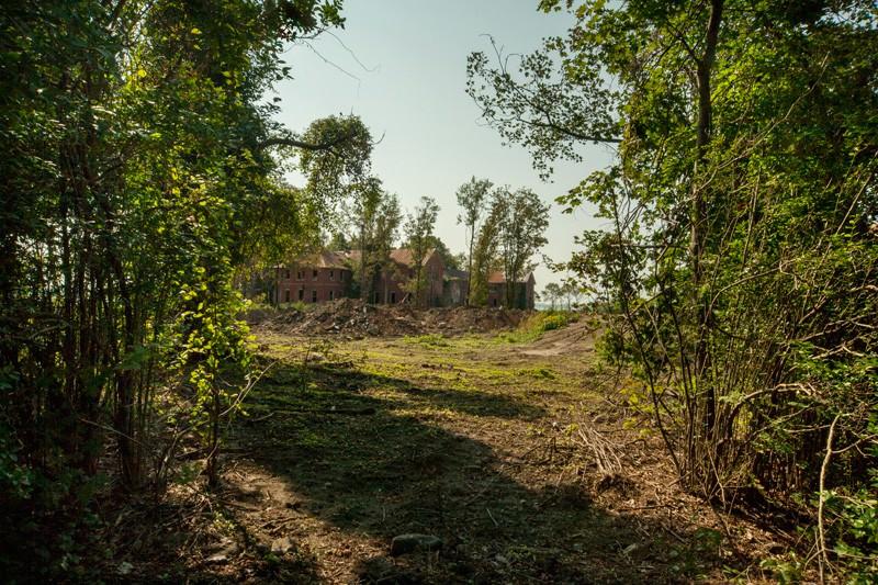île abandonnée