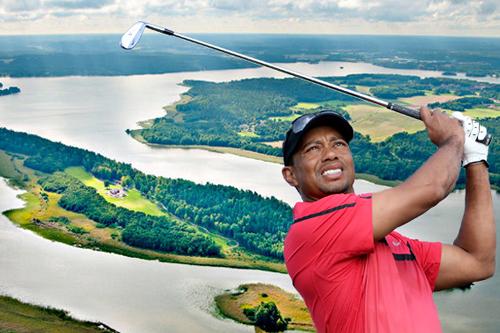 ile Tiger Woods