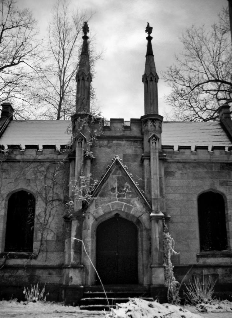 cimetière abandonné Mount Rose