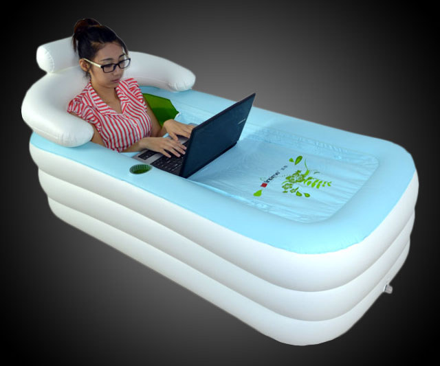 baignoire gonflable InTime