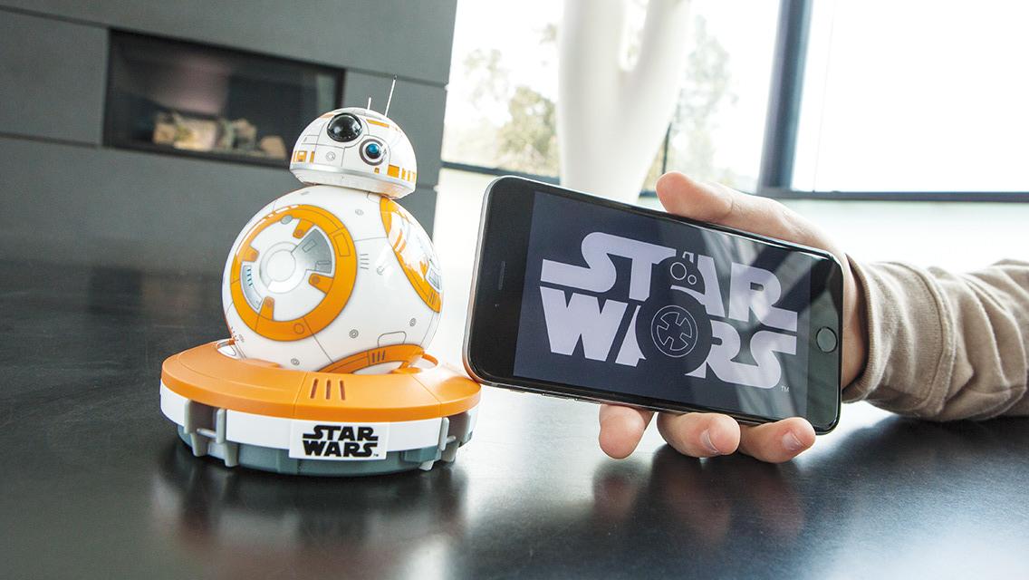 Sphero BB-8 robot Star Wars