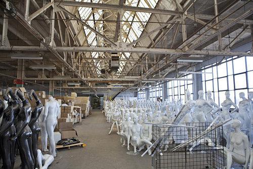ancienne usine Ford Los Angeles BuzzFeed