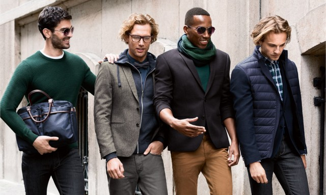 mode homme automne hiver 2015