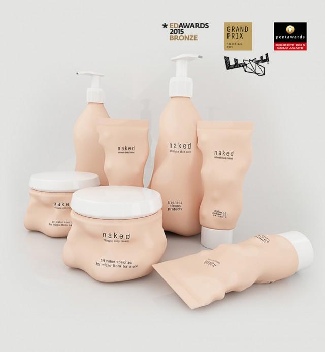 Neretin Stas packaging naked