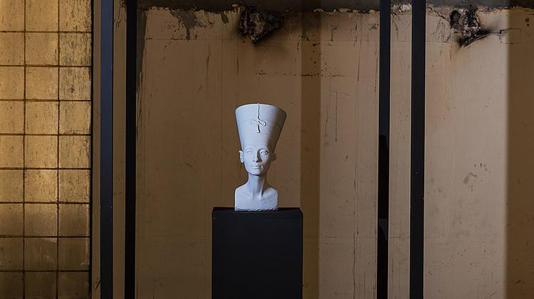 Virtual Heist Neues Museum Nora Al-Badri Jan Nikolai Nelles Néfertiti