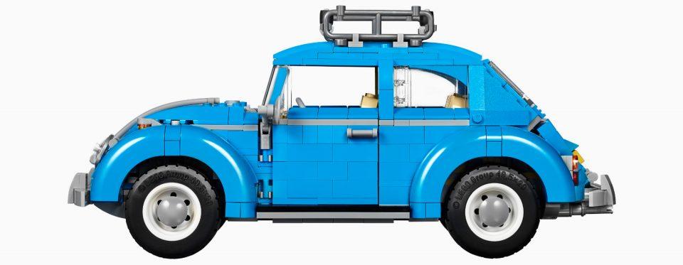 Lego Creator Volkswagen Mini Beetle