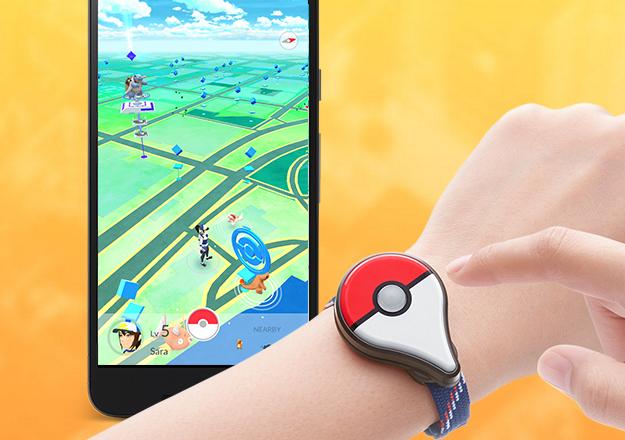 application Pokemon Go