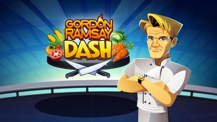 jeu Gordon Ramsay Dash