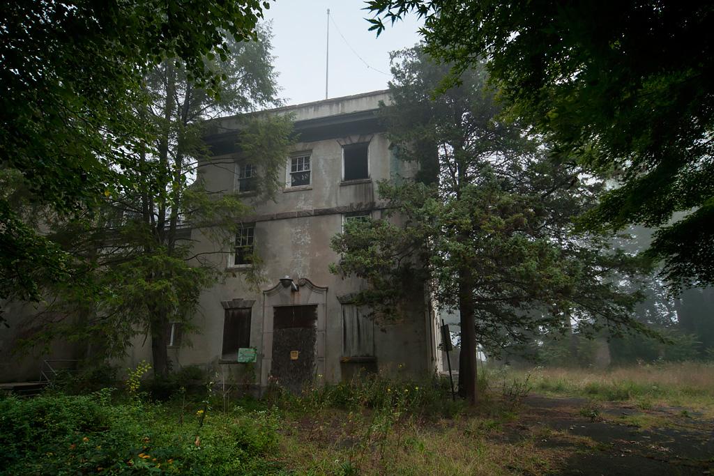 McNeal Mansion Maison abandonnée Exploration Urbaine