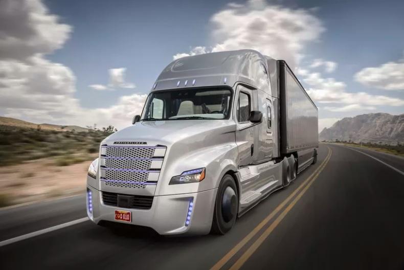 camions autonomes