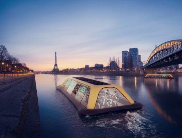 Le Paris Navigating Gym