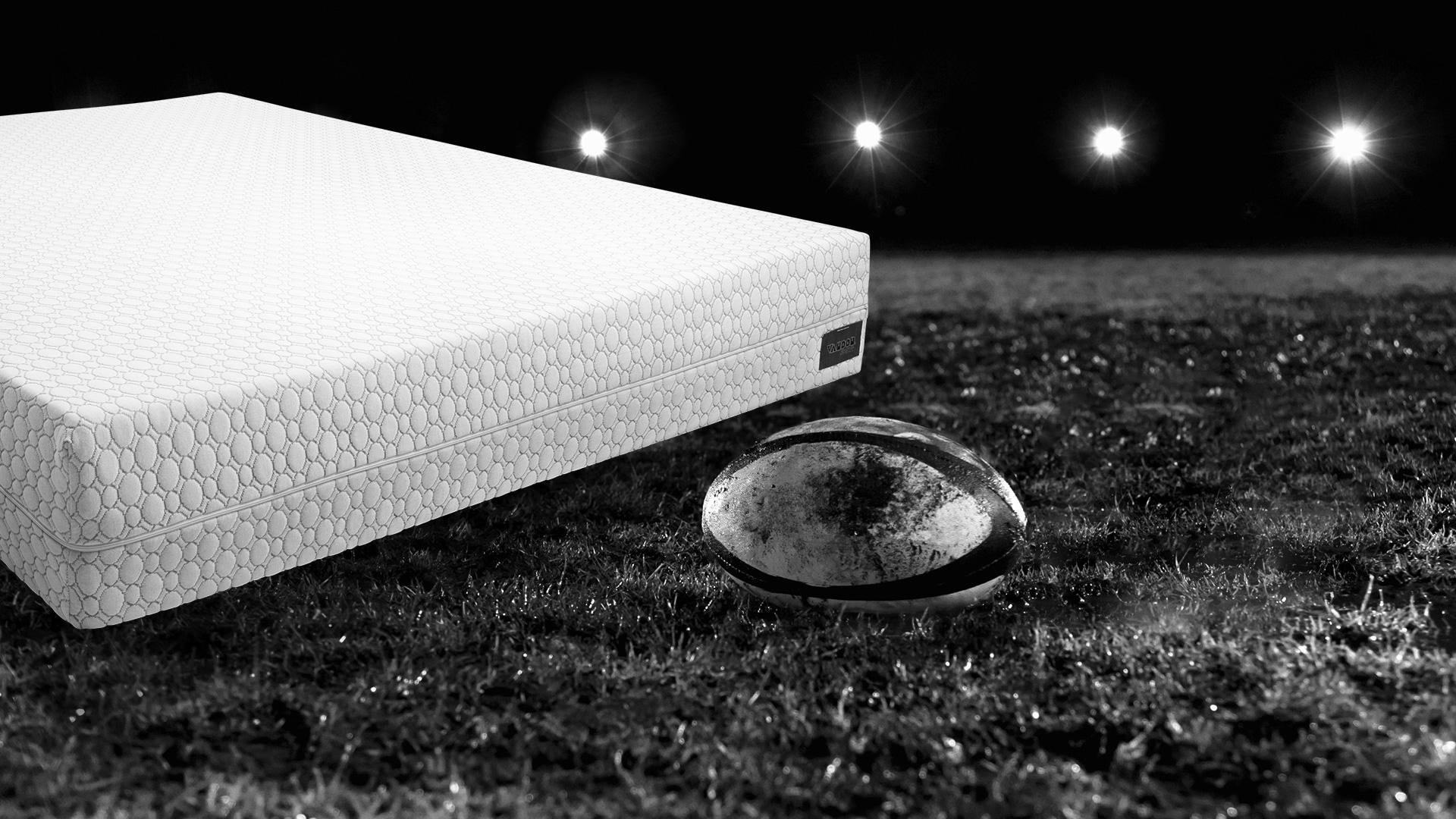 matelas pour les sportifs