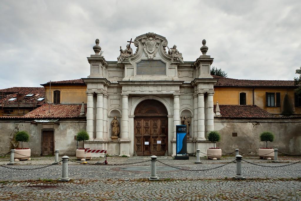 manicomio abandonné de Collegno
