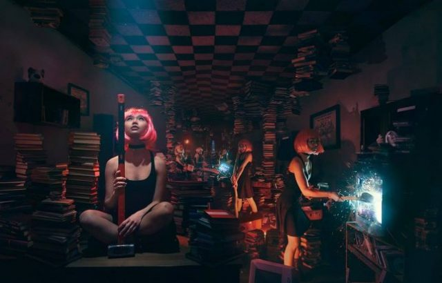 Rage Rooms