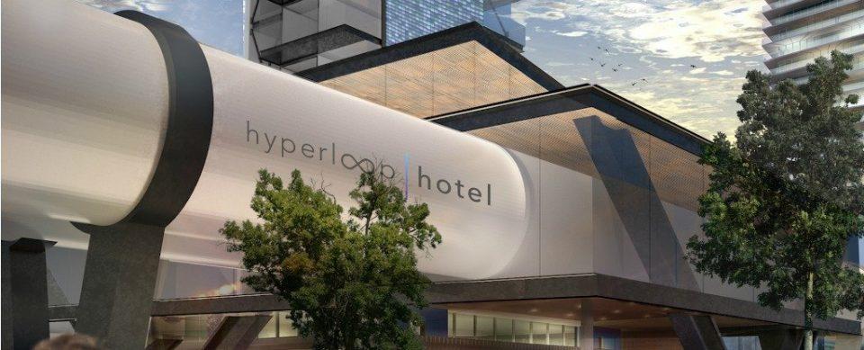Hyperloop Hotel