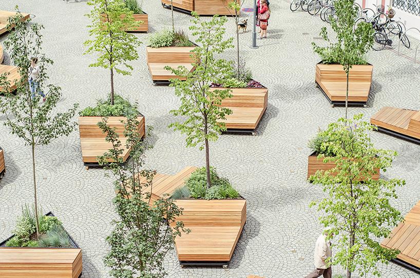 Urbanisme mobile