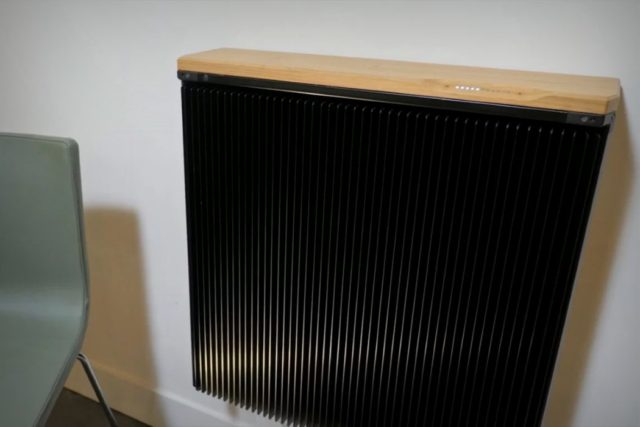 Qarnot QC-1 – Un crypto-radiateur qui mine de la crypto-monnaie