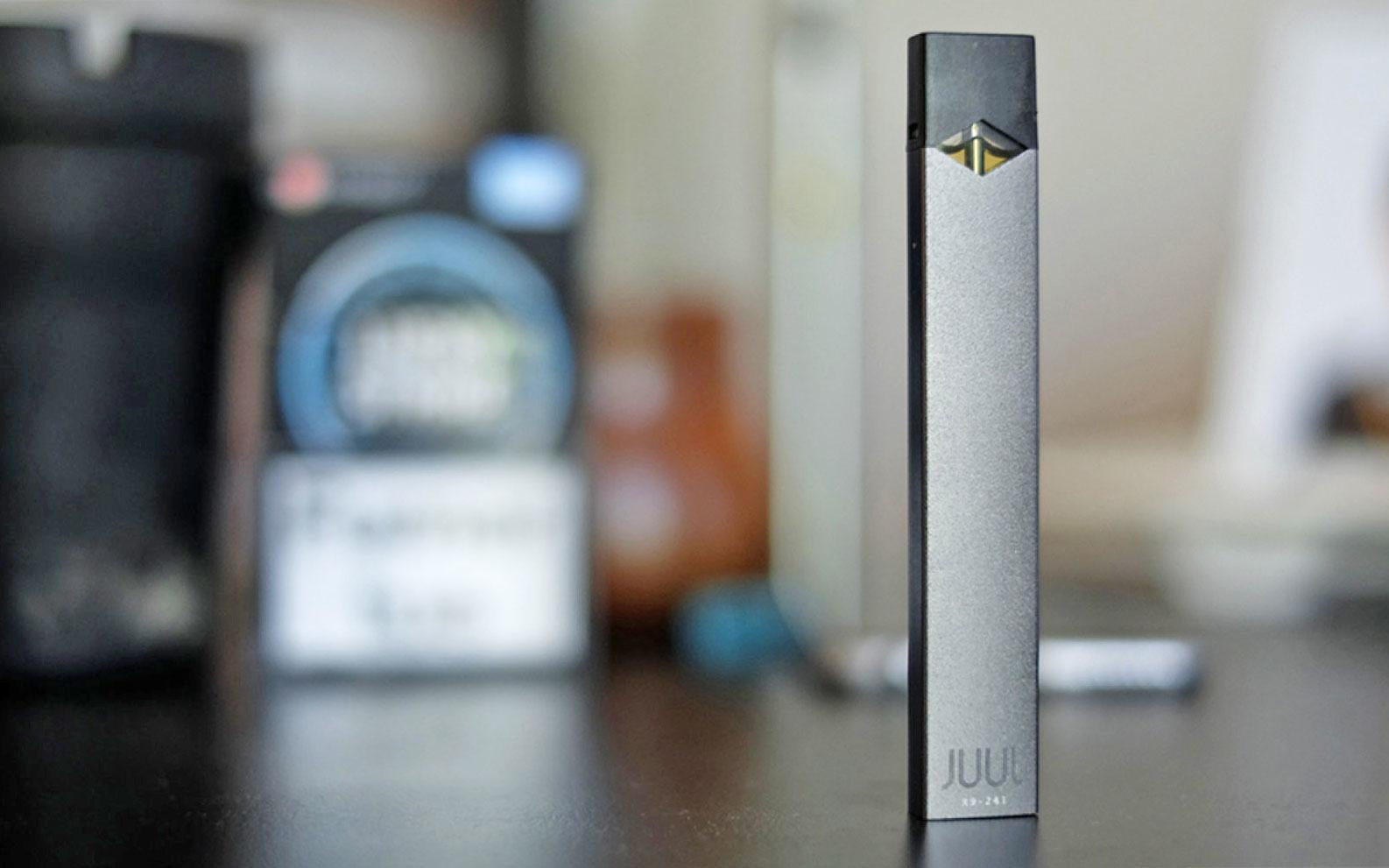 Juul – L'e-cigarette lève 1,2 milliard de dollars pour conquérir le monde