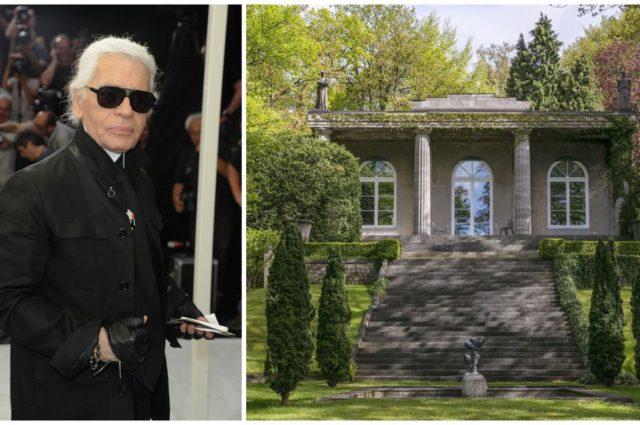 maison de Karl Lagerfeld