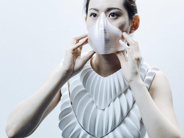 Amphibio 3D – Un vêtement amphibie imprimé en 3D