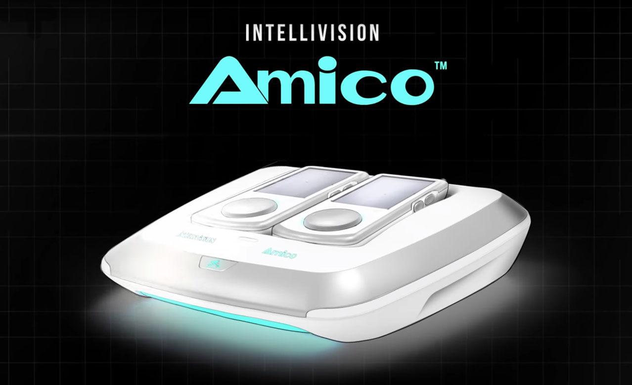 Amico – La nouvelle console rétro d'Intellivision