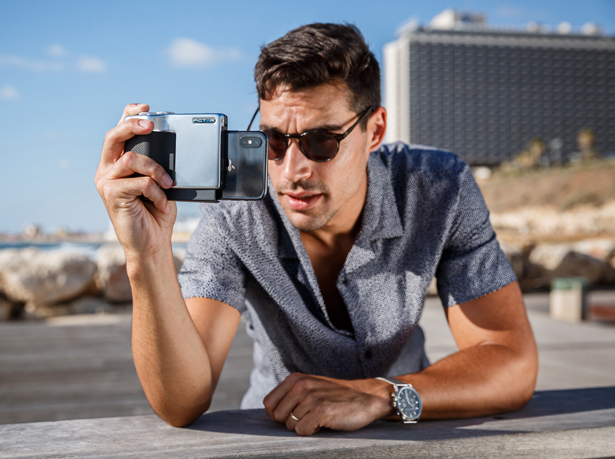 Pictar Pro - Votre reflex numérique, un smartphone pour de nouvelles possibilités de photographie mobile et les androïdes.
