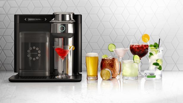 Drinkworks Home – La machine à cocktail signé Keurig