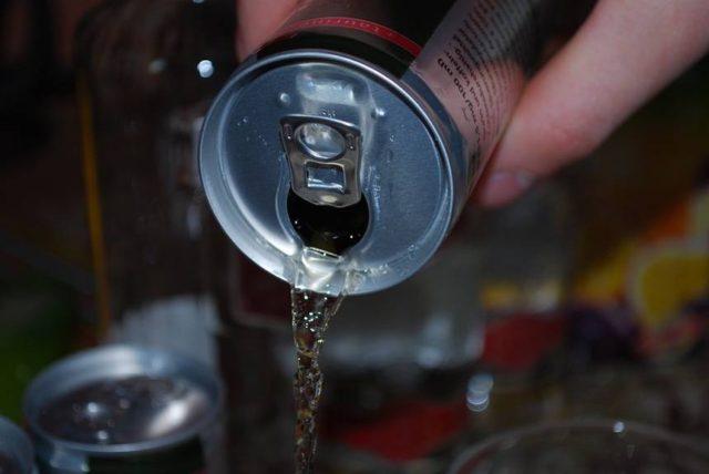 UT Health prouve que les boissons énergisantes peuvent être dangereuses