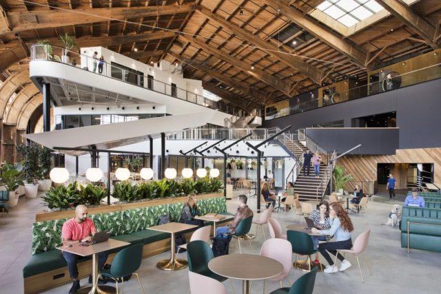 ZGF Archictects nous dévoile les nouveaux bureaux de Google à Playa Vista