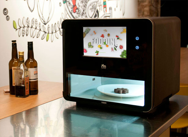 Foodini – Un appareil de cuisine utilisant l'impression 3D