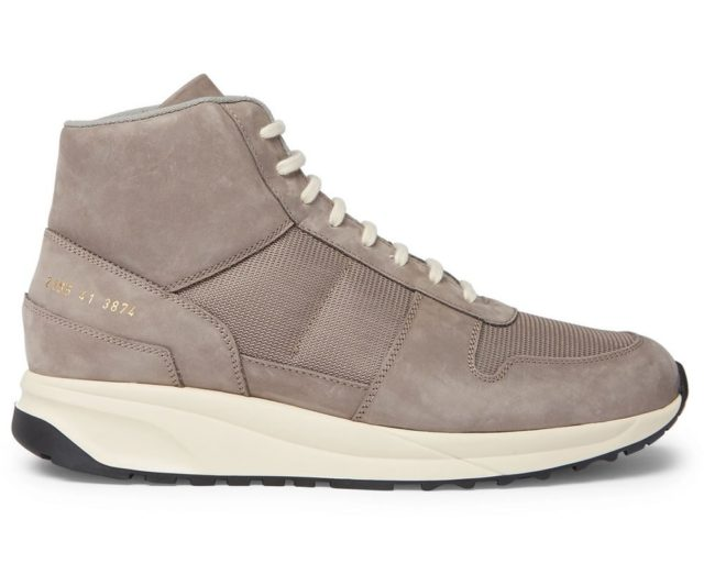 Les baskets chunky Common Projects