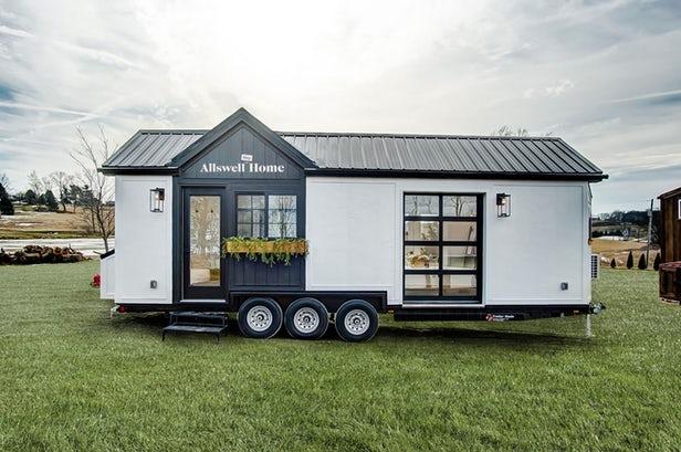 Allswell Tiny Home – Un espace conçu par Modern Tiny Living pour Allswell de Wallmart 1