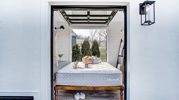 Allswell Tiny Home – Un espace conçu par Modern Tiny Living pour Allswell de Wallmart