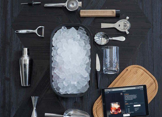 Q-Kit - Le kit de cocktail le plus complet jamais vu