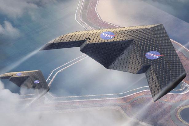 Les futurs aéronefs ressembleront à ça!