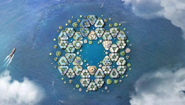 Les villes flottantes seront-elles la norme dans le futur 2