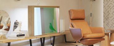 Panasonic dévoile un écran de télévision OLED transparent