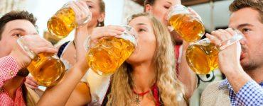 Quatre bières par jour suffisent pour freiner de près de 47% la croissance du cerveau