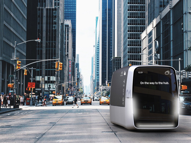 Flnn Design dévoile sa vision du transport du dernier kilomètre
