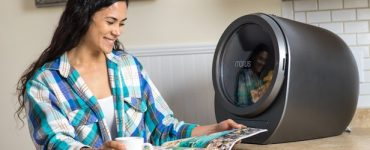 Morus Zero – Le plus petit sèche-linge au monde