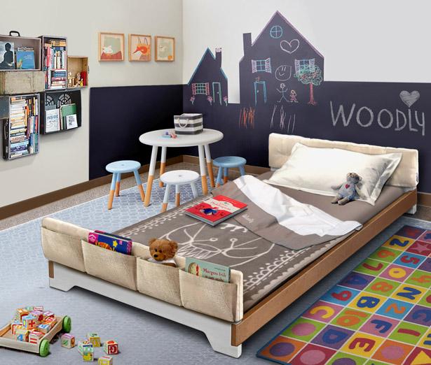 Reverso – un nouveau concept de lit à hauteur réglable 1