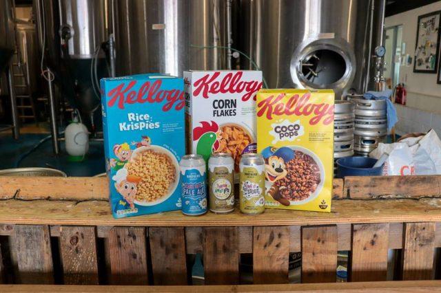 Seven Brothers Transforme vos céréales de petit-déjeuner en une délicieuse bière