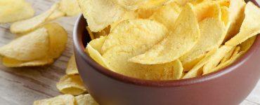 Des chips à faible teneur en matière grasse bientôt disponibles