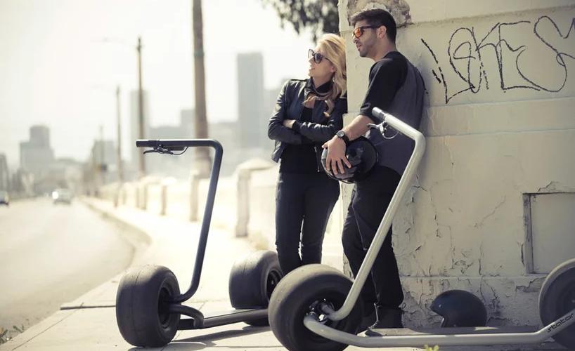 Stator – Une trottinette auto-équilibrante offre une meilleure autonomie et des vitesses plus élevées