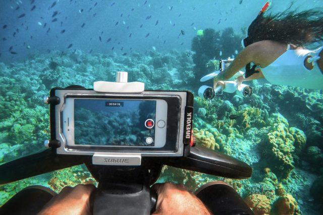 Mix Pro – La nouvelle version du scooter sous-marin de Sublue 1