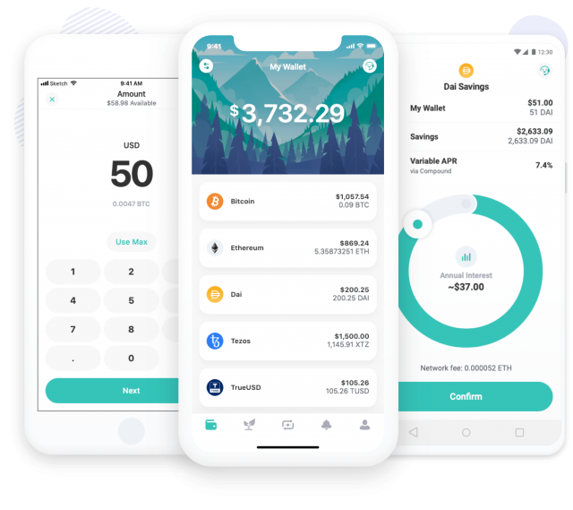ZenGo - L'application de portefeuille Crypto lance le mode épargne