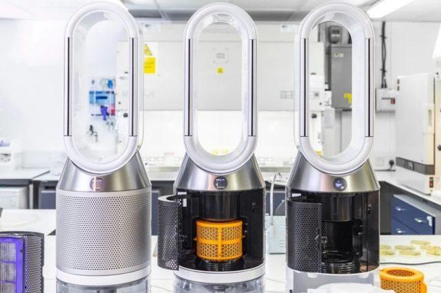 Dyson Pure Humidify+Cool Un ventilateur de purification et d'humidification trois en un 1