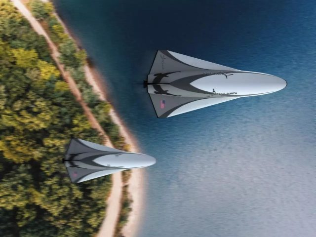 Stratolaunch - Le véhicule hypersonique sera lancé depuis le plus grand avion du monde 1