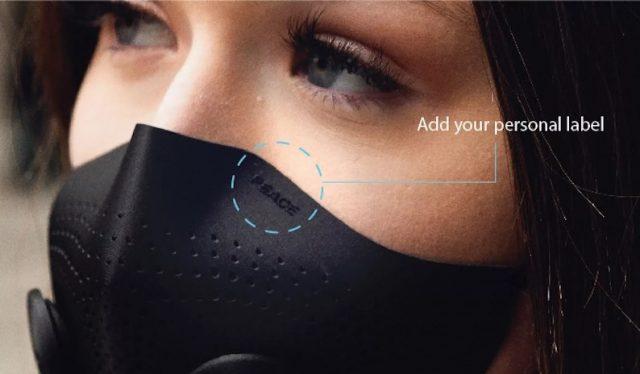 Nuo 3D – Un masque sur mesure et réutilisable 1