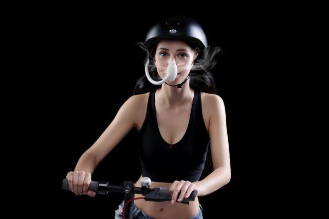 Iwind – Les cyclistes vont enfin respirer de l'air pur 1
